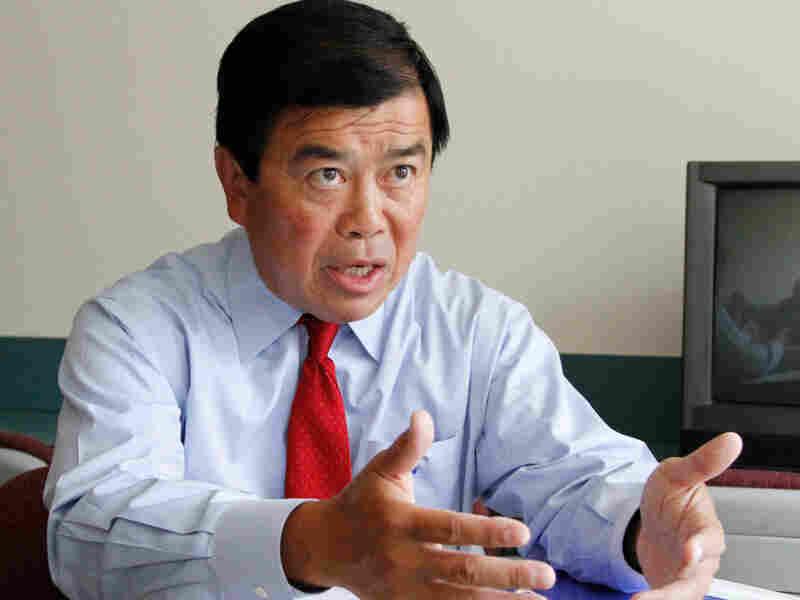 Seven-term U.S. Rep. David Wu (D-OR), shown last August.