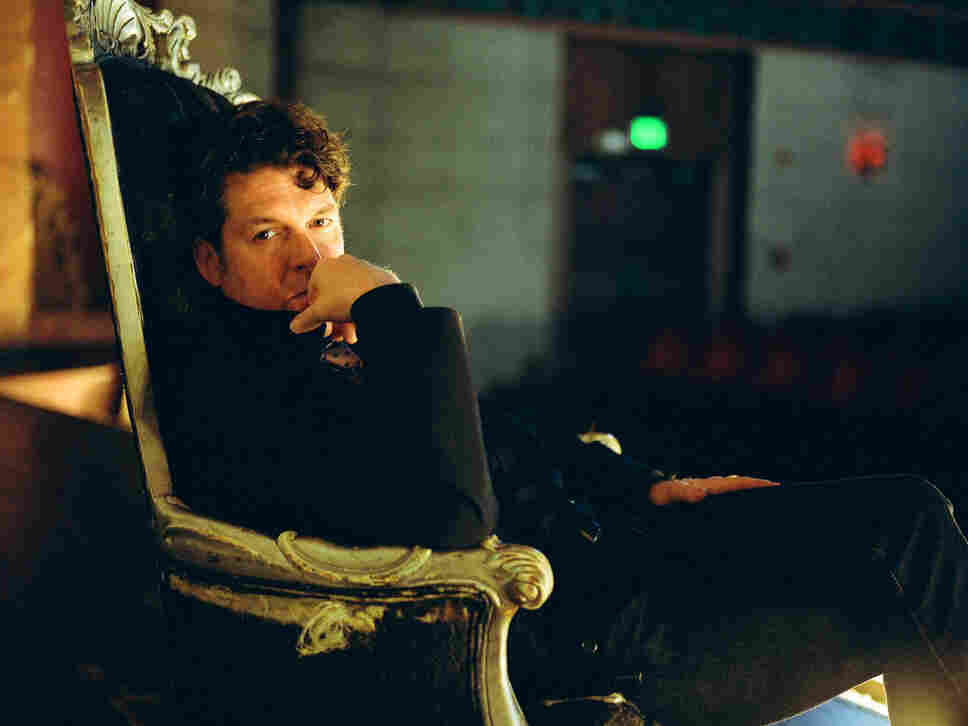 Joe Henry's latest album, due out Oct. 11, is Reverie.