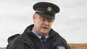 Brendan Gleeson plays Sgt. Gerry Boyle in John Michael McDonagh's black comedy The Guard.