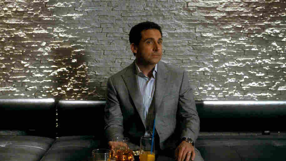 Love, Sick: Cal (Steve Carell) gets thrown into hapless bachelorhood when he discovers that his wife has been cheating on him. Even as he gradually eases back into the single life, he still pines for the stability (and woman) he once thought he had.