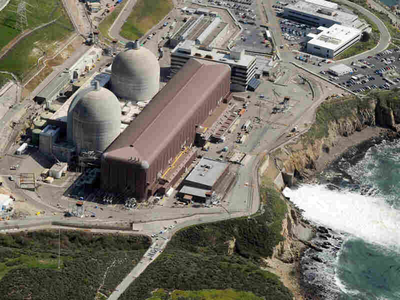 The two nuclear reactors at the Diablo Canyon power plant on California's central coast provide electricity for about 3 million households.