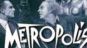 Cover art for Metropolis movie score.