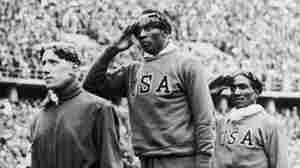 Jesse Owens' Legacy, And Hitler's Oak Trees