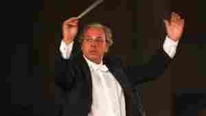 Roberto Paternostro, the music director of the Israel Chamber Orchestra.