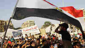 Revolutionary Spirit Returns To Egypt's Tahrir Square