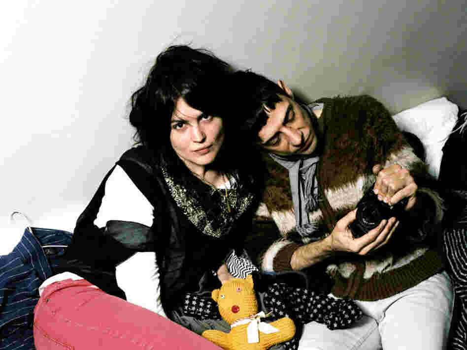 "The Kills' ""DNA"" is fuzzy and catchy, but not all that sweet — just the way garage rock should be."