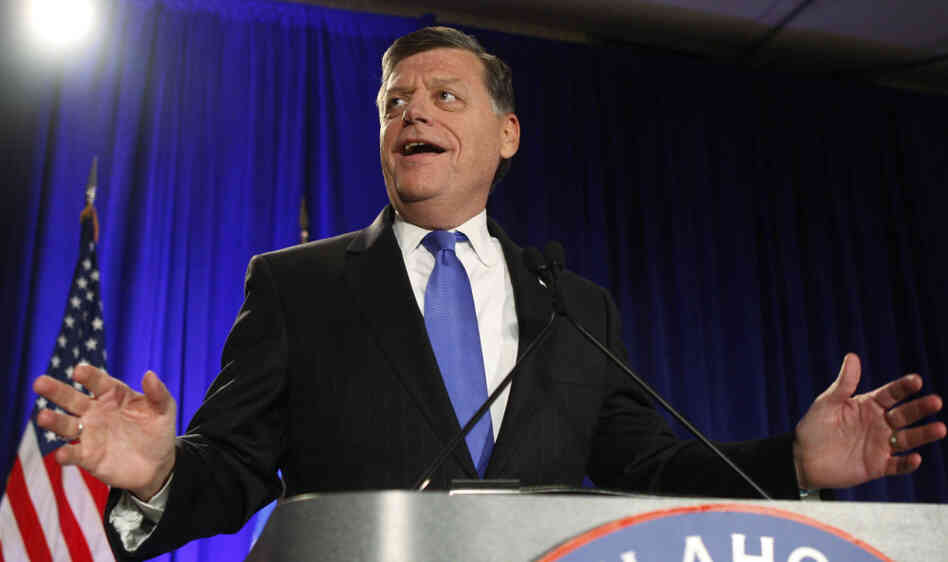 U.S. Rep. Tom Cole (R-OK).