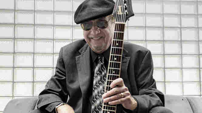 Legendary funk guitarist Dennis Coffey plays live on today's World Cafe.