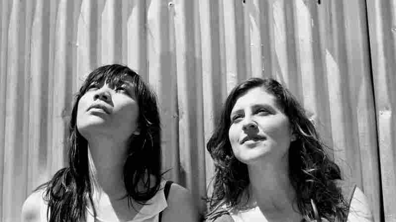 Singer-songwriters Thao and Mirah recently paired up for a new collaborative project and perform together on today's World Cafe.
