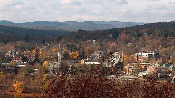 Archer Mayor Explores Brattleboro Vermont S Hotbed Of