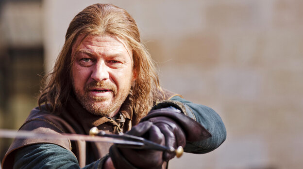 Sean Bean of Game Of Thrones.
