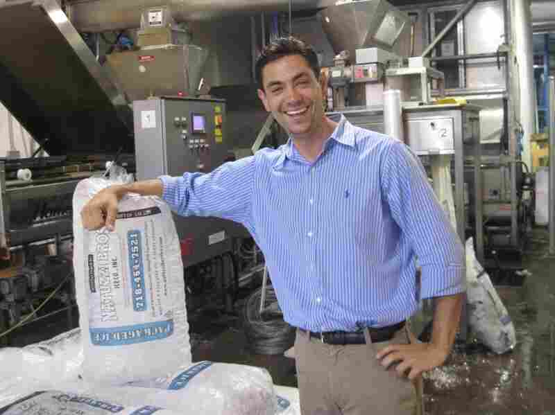 Given the obstacles faced by his ice company, John Natuzzi Jr. says he doubts whether the family business will pass on to a fifth generation.