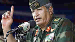 Libyan Rebel Leader's Death Fuels Fears Of Fracturing