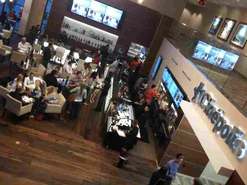 The Mexican theater chain Cinepolis has opened its first luxury cinema in the  United States in San Diego's affluent Del Mar beach community.