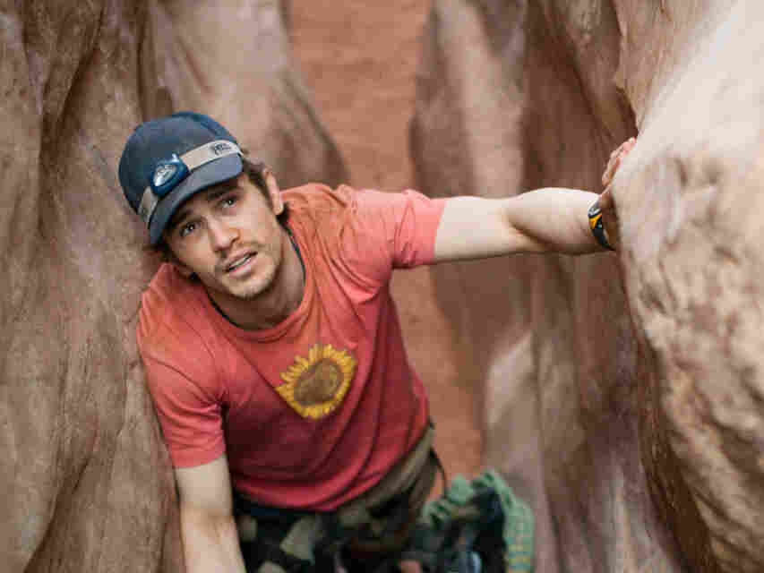 Would Aron Ralston (James Franco) have been so unfortunate if he had just carried a GPS device with him in 127 Hours? It's the type of question that will become increasingly difficult to answer as new technology renders older cinematic conflicts more implausible.