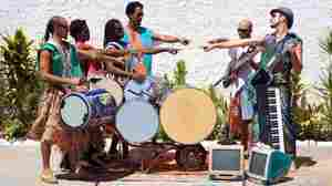 Brazil's Percussivo Mundo Novo: When A Band Is So Good It Hurts