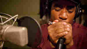 Brandon Bailey demonstrates a distinctive approach to blues harmonica on his album, Memphis Grooves.