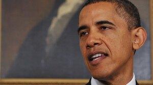 President Obama speaks on the status of debt ceiling negotiations.