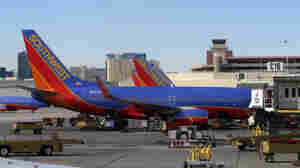 McCarran International Airport in Las Vegas has had to put off a construction project because Congress failed to pass a short-term extension of the Federal Aviation Administration's budget. The hold-up has caused construction layoffs.