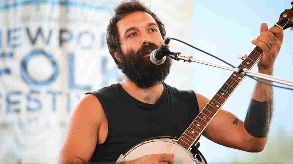 Brown Bird performs at the 2011 Newport Folk Festival.