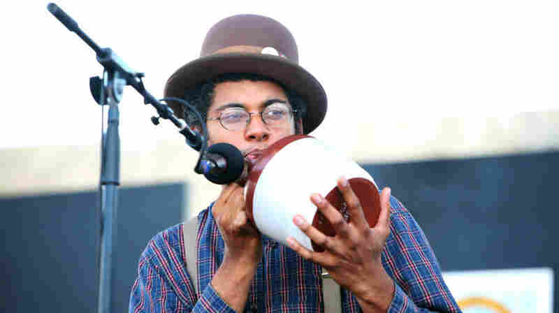 Carolina Chocolate Drops: Newport Folk 2011