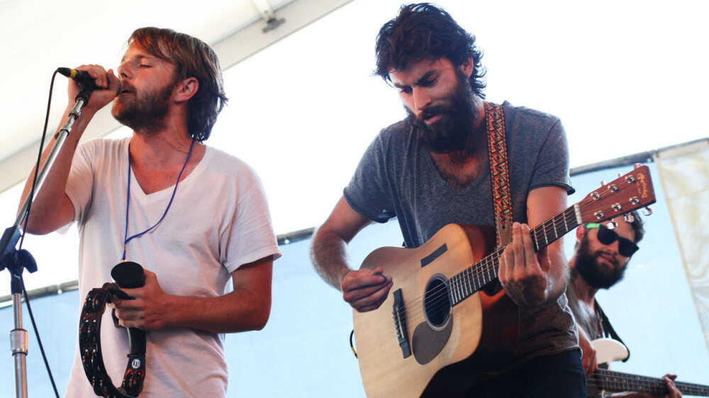 The Head & The Heart, Live In Concert: Newport Folk 2011