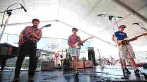 Middle Brother: Newport Folk 2011