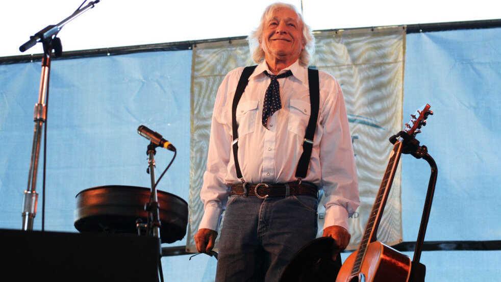 Ramblin Jack Elliott: Newport Folk 2011
