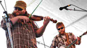 Trampled By Turtles: Newport Folk 2011