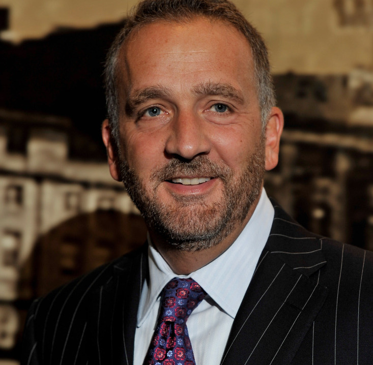 "Esquire magazine has called George Pelecanos ""the poet laureate of the D.C. crime world."""