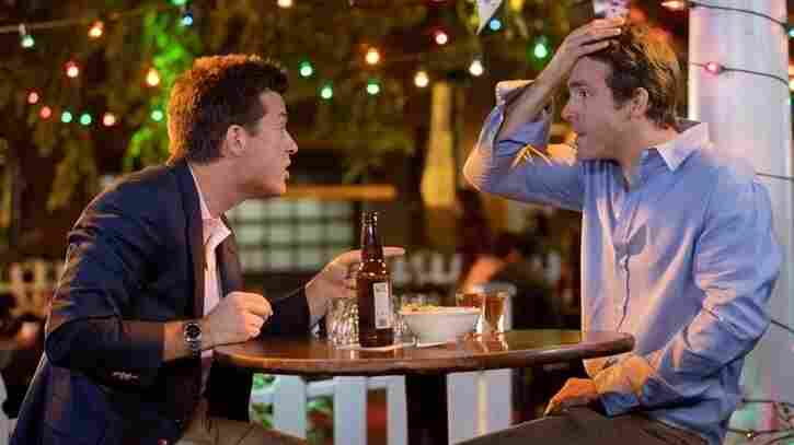 Changed Men: Dave (Jason Bateman) and Mitch (Ryan Reynolds) are the latest dynamic duo to fall prey to the body-switching epidemic that only exists in the movies. Bateman's family life is at odds with Reynolds' ne'er-do-well demeanor, but you never know — maybe they'll learn something in the process.
