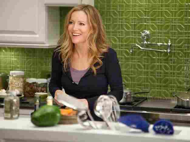 Dave's wife, Jamie (Leslie Mann), is an object of endless frustration for Dave and of barely concealed sexual longing for Mitch. For her part, Mann isn't given much more to do beyond shed clothes and add to the film's jokes-about-bodily-functions quota.