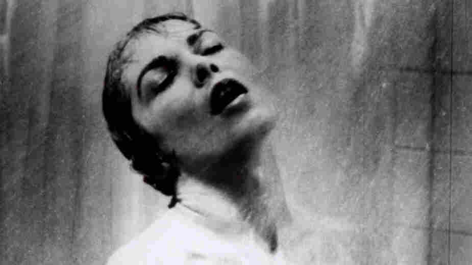 This undated photo shows actress Janet Leigh as Marion Crane in the shower scene in Alfred Hitchcock's 1960 classic thriller Psycho. Marion didn't have access to online reviews of local motels.