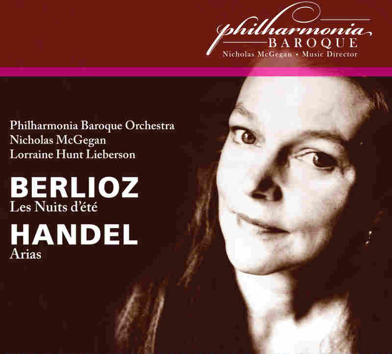 Conductor Nicholas McGegan's Philharmonia Baroque Orchestra label, PBP, has released two live concert recordings featuring the late Lorraine Hunt Lieberson.