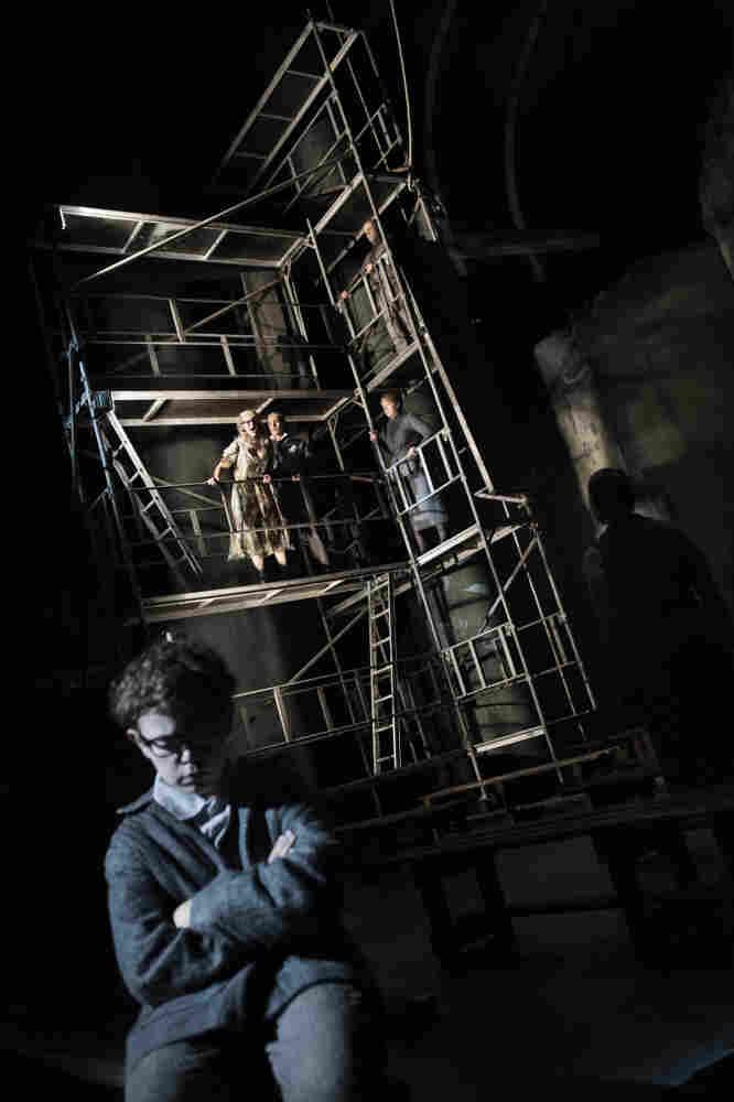A scene from 'Selma Jezkova' at the Lincoln Center Festival: July 2011.