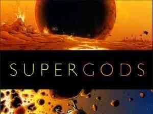 Cover of Morrison's Supergods