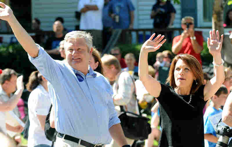 Marcus Bachmann, the husband of Republican presidential candidate Michele Bachmann, runs a mental health clinic that reportedly offers conversion therapy, bringing the subject back into the news.