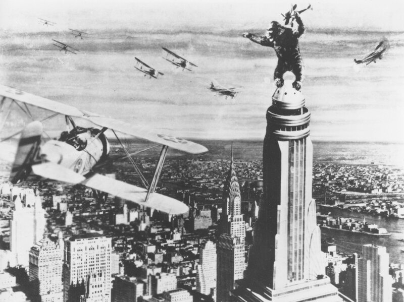 The Making Of 'King Kong': Screams, Score And More : NPR