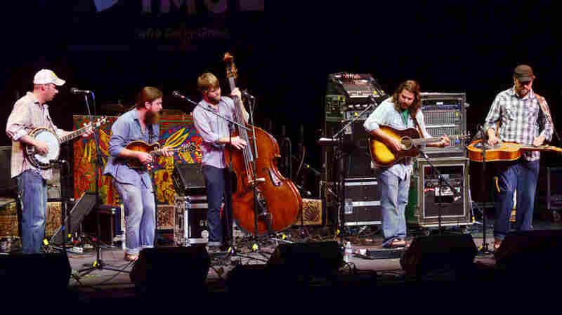 Greensky Bluegrass On Mountain Stage