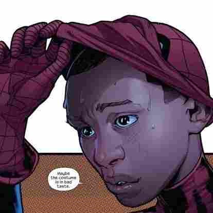 Peter Parker is dead. Enter: An equally alliterative Miles Morales, the new face of Ultimate Spider-Man