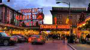 Today, Seattle's Pike Place Market is a bustling tourist spot — where visitors come to buy lattes at the original Starbucks and watch vendors throw fish. But in the late 1970s, the market was a dicier place. And Lowen Clausen — a Seattle cop turned Seattle crime writer — would know.