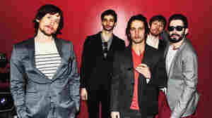 The Sam Roberts Band On World Cafe