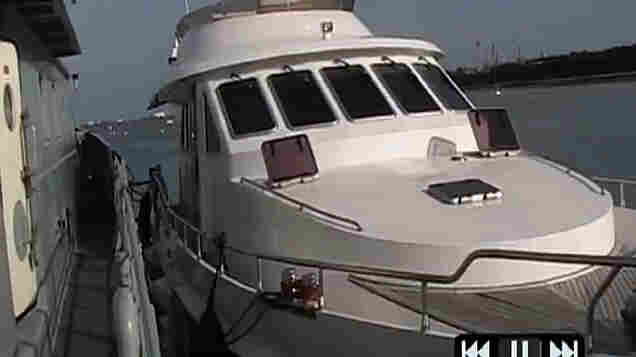 A 65-foot yacht was seized and found to be carrying more than a ton of high-purity cocaine.