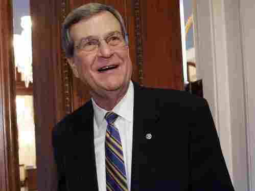 Trent Lott is a veteran of the Senate GOP leadership. He now heads the Breaux Lott Leadership Group, one of Washington's most powerful lobbying firms.