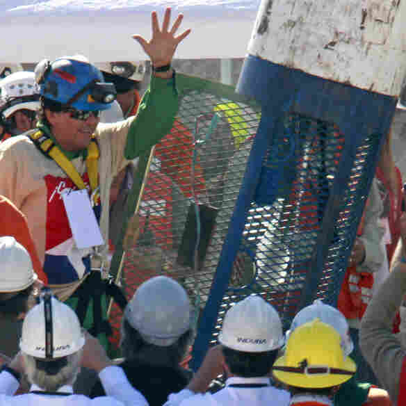 A Year Later, Chilean Miners Sift Through Trauma