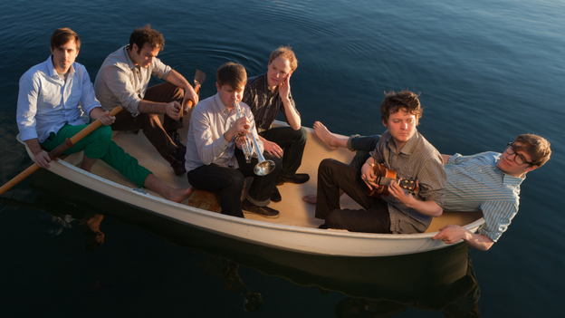 Beirut's new album, The Rip Tide, comes out August 30.