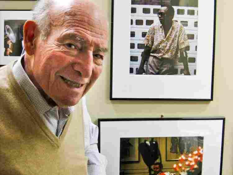 George Wein has managed the Newport Jazz and Folk Festivals for almost six decades. This year, he's making an important change to keep the festivals running.