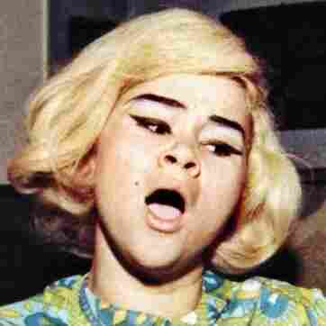 Remembering Etta James, Stunning Singer