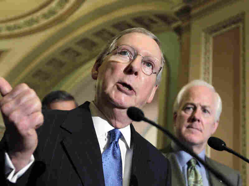 Senate Republican leader Mitch McConnell of Kentucky will play a key role in choosing Republicans for the supercommittee. Could he pick himself?