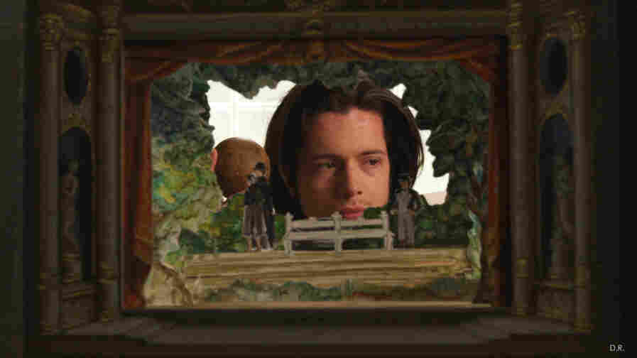 Pedro da Silva, an orphaned boy trying to uncover his family history, appears in two different incarnations in Mysteries Of Lisbon (including Afonso Pimentel as his older self). He stages all of the events of the film on his own puppet stage, forcing viewers to question what's real and what isn't.